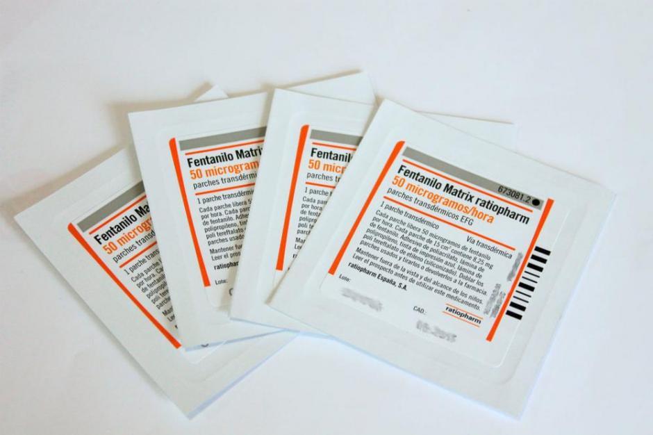 En el mercado también se encuentran parches de fentanilo. (Foto: vice.com)