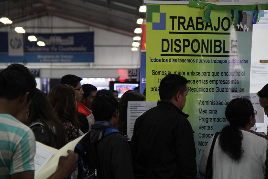 La propuesta pretende prohibir la discriminación laboral. (Foto: Archivo/Soy502)