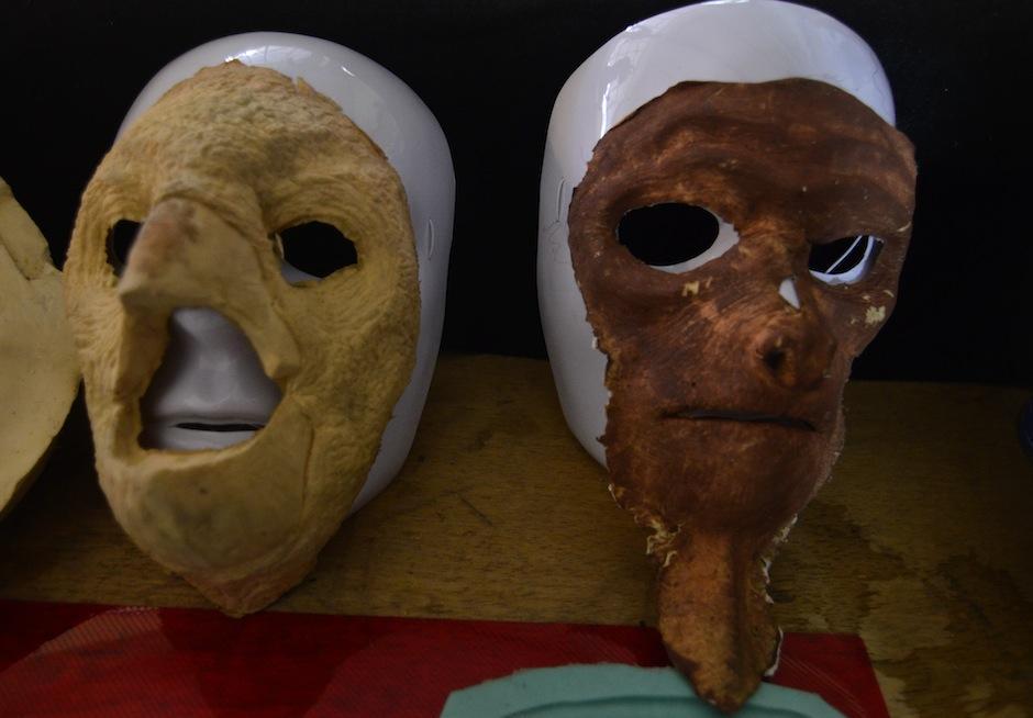 Sus personajes son protagonistas en distintas películas nacionales. (Foto: Selene Mejía/Soy502)