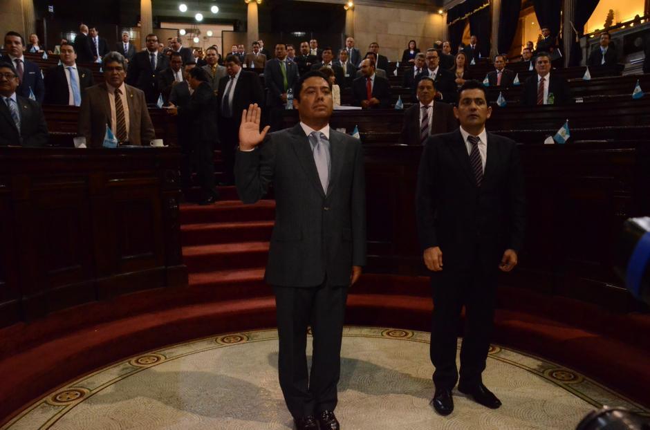 García Gudiel se declarará independiente. (Foto: cortesía José Castro)