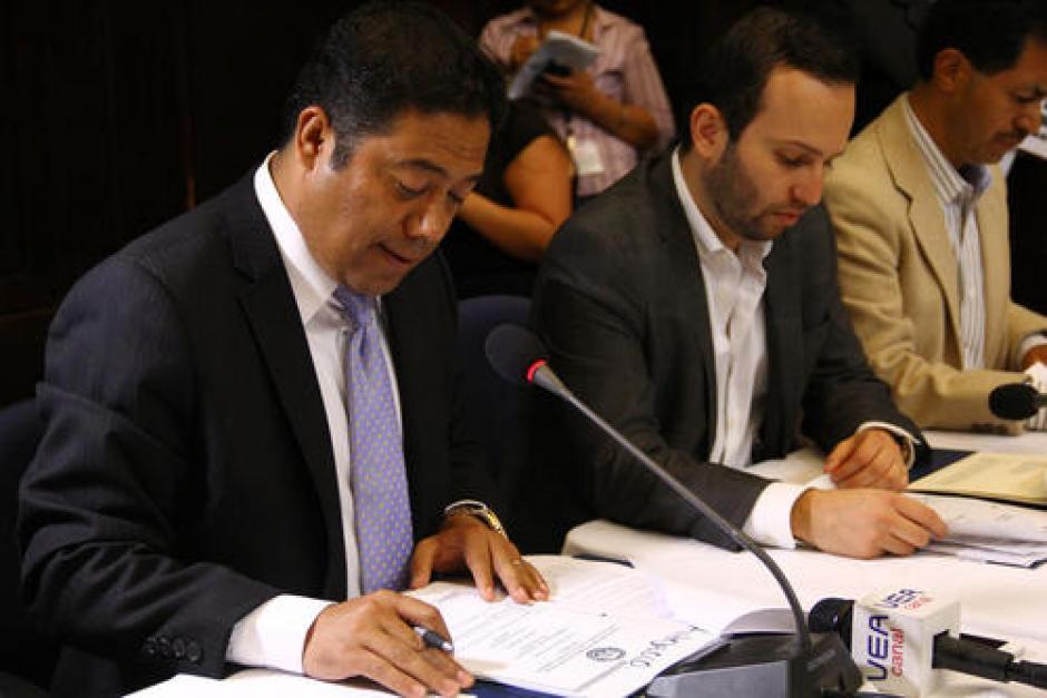 García Gudiel estuvo en dos legislaturas en el Congreso desde 2008. (Foto: Archivo/Soy502)