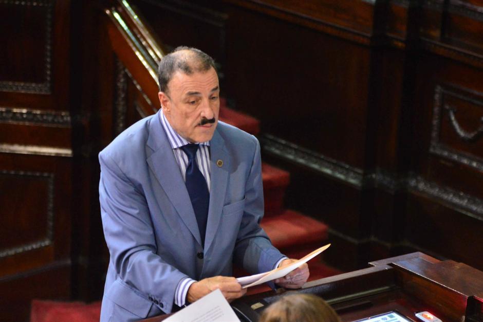 La enmienda del diputado del PAN podría conocerse este martes en el hemiciclo. (Foto: Archivo/Soy502)