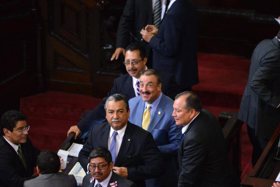 El diputado aspira a presidir el Congreso el próximo año. (Foto: Archivo/Soy502)