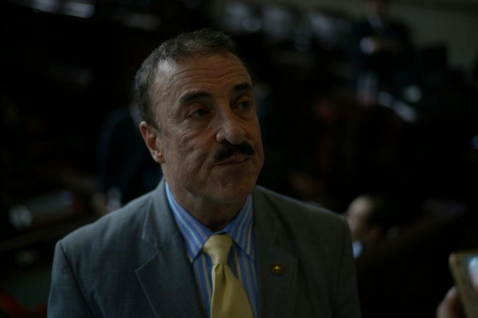 El diputado considera que lo que dijo no es discriminatorio. (Foto: Archivo/Soy502)