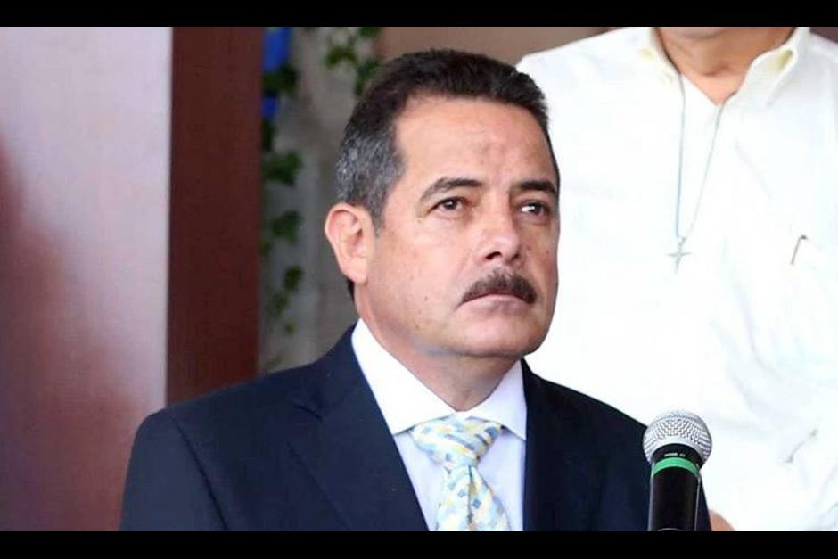 Fernando Peña fungía como Presidente del Banrural. (Foto: Archivo)