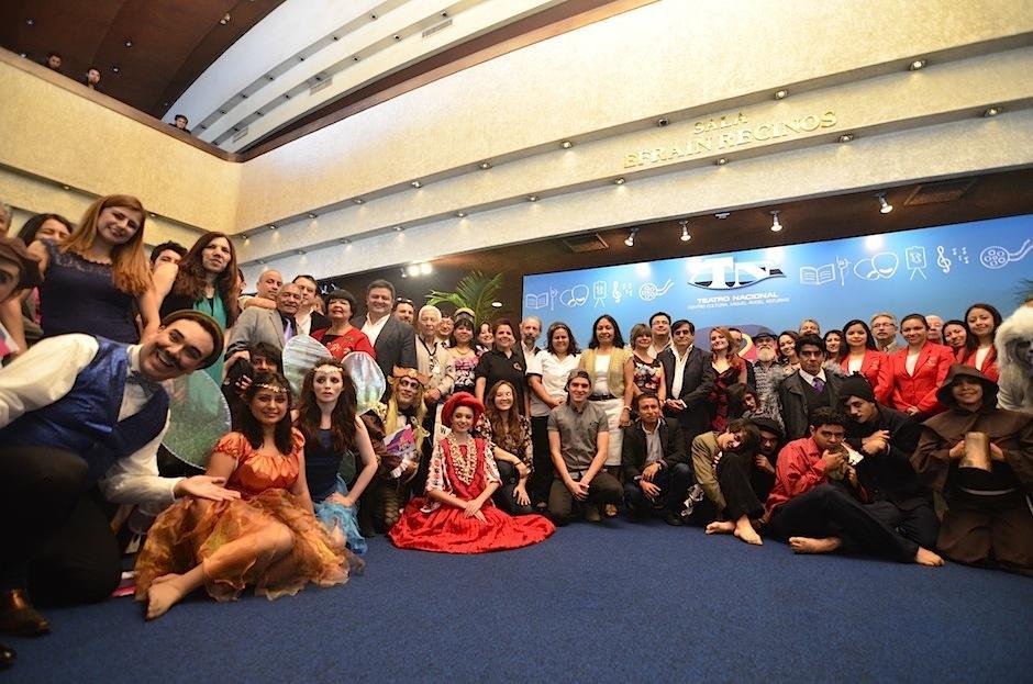 Los artistas guatemaltecos te invitan. (Foto: Selene Mejía/Soy502)
