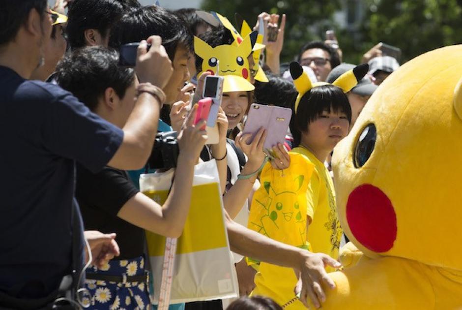 Pokémon nació en Japón en 1996 como videojuego para la ya mítica consola de la marca Nintendo GameBoy. (Foto: Sopitas)