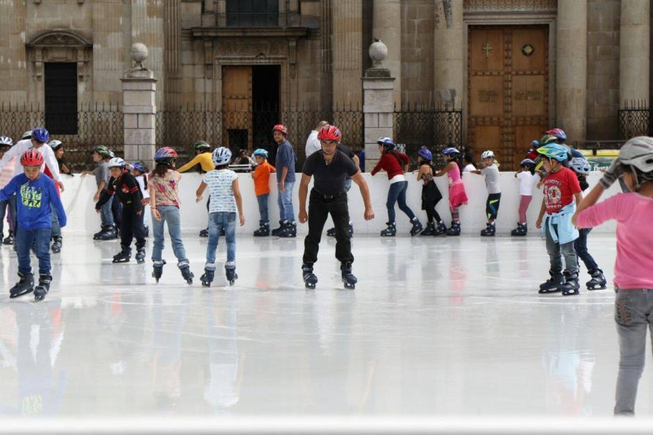 La diversión está asegurada. (Foto: Alejandro Balan/Soy502)