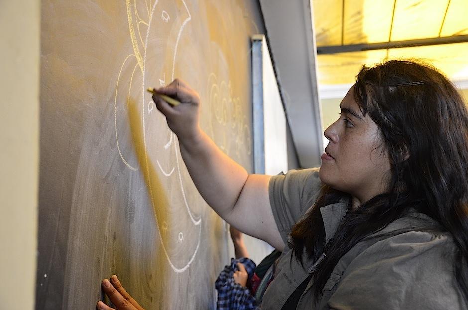 La expresión es fundamental para una cultura de paz. (Foto: Selene Mejía/Soy502)