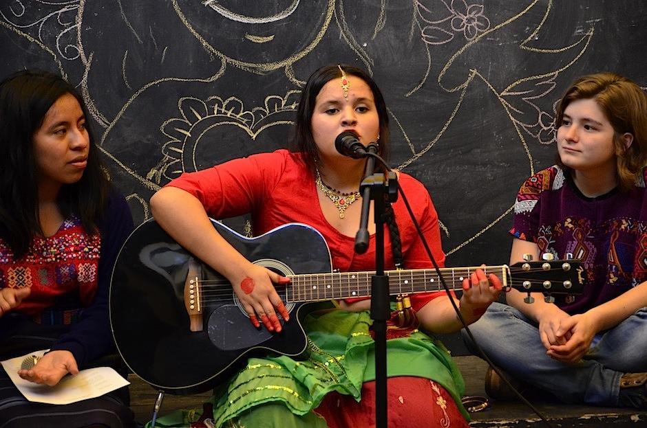 Distintas historias fueron contadas a través de la música. (Foto: Selene mejía/Soy502)