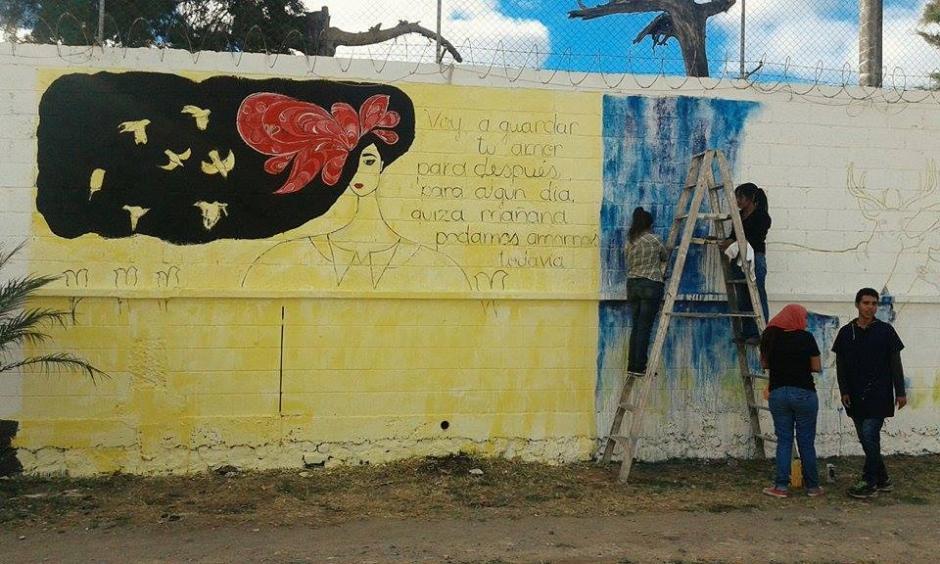 """El """"Festival Murales de Primavera"""" se celebra el sábado 27 de febrero a partir de las 9 de la mañana. (Foto: Celeste Mayorga)"""