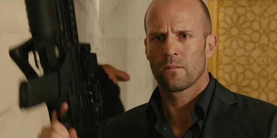 Ian Shaw interpretado por Jason Statham, quien también forma parte del equipo. (Foto: screenrant.com)