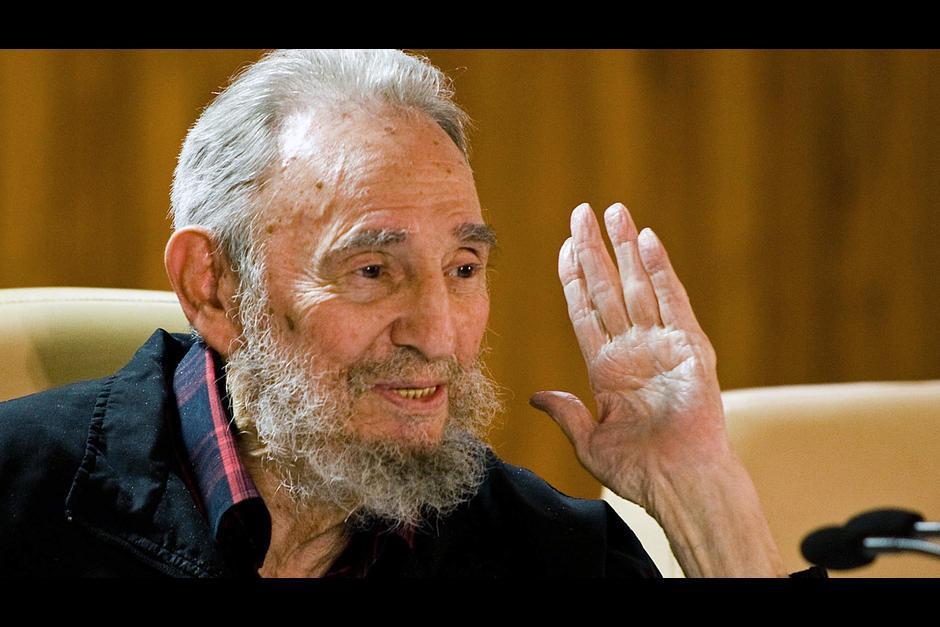 Fidel Castro cumplió 90 años el pasado 13 de agosto. (Foto: Archivo/Soy502)