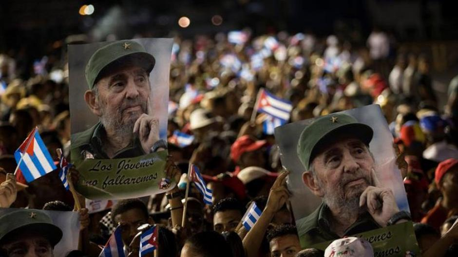 Miles de cubanos participaron en el último homenaje a Fidel Castro quiene falleció el pasado 25 de noviembre. (Foto: globovisión.com)