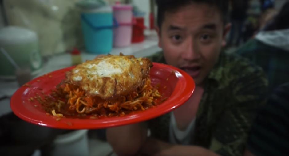 Un chef busca el plato más picante del mundo. (Captura de pantalla: Awesome Eats/YouTube)