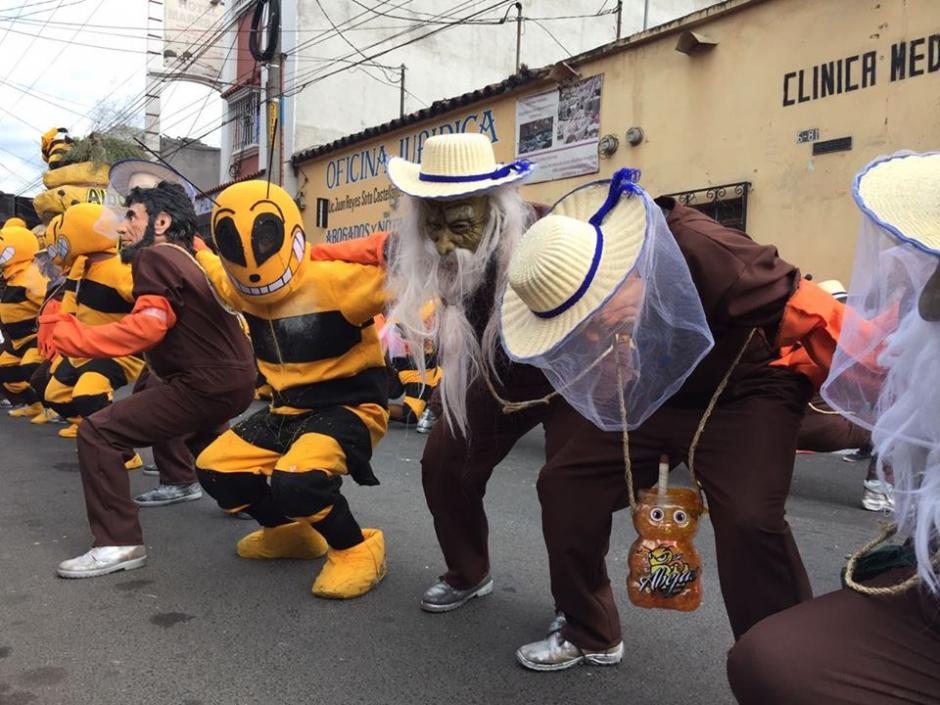 Esta es una gran mezcla de culturas. (Foto: Jesús Alfonso/Soy502)