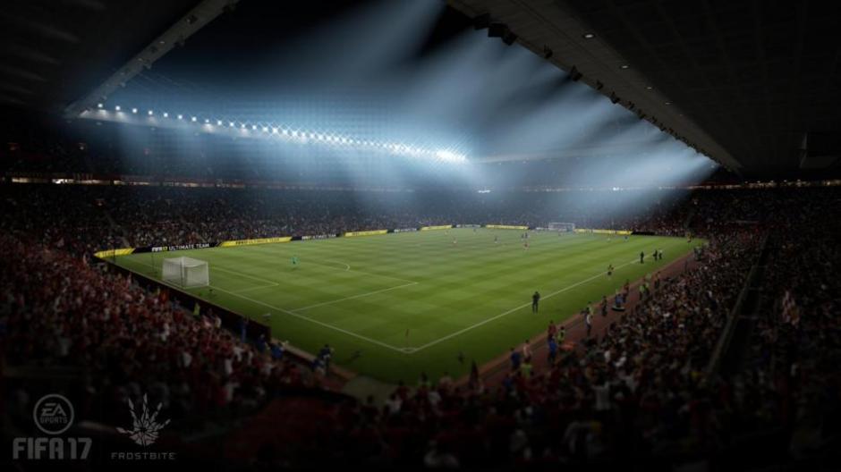 Las imágenes de FIFA 17 impactan a algunos usuarios: (Foto: Twitter)