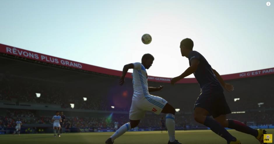 El juego saldrá a la venta el próximo 22 de septiembre. (Captura de pantalla: EA Sports FIFA/YouTube)