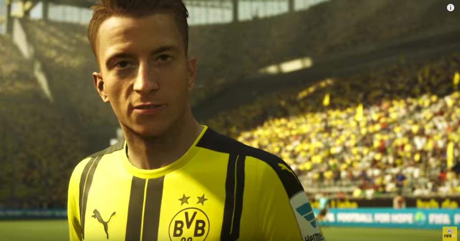 Los mejores jugadores del mundo los podrás encontrar en el nuevo título. (Captura de pantalla: EA Sports FIFA/YouTube)