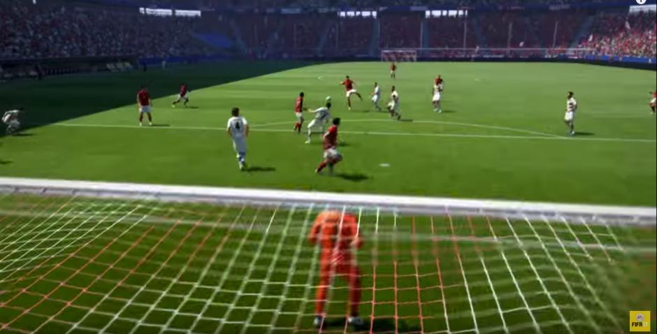 Los desarrolladores han cuidado cada uno de los detalles. (Captura de pantalla: EA Sports FIFA/YouTube)