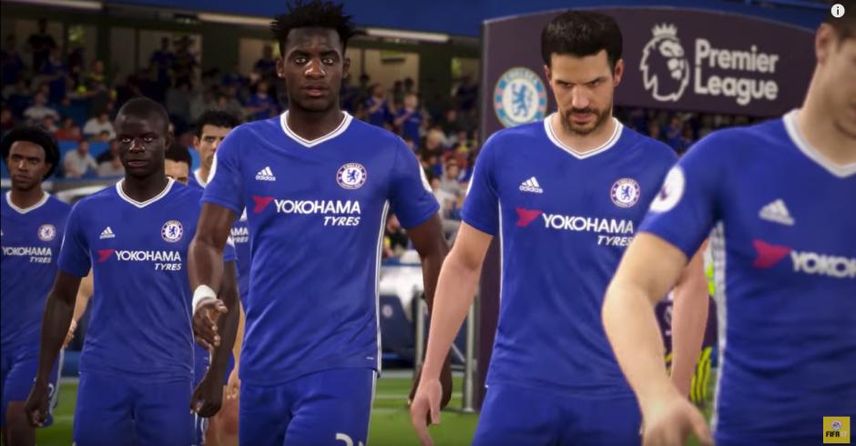 Para jugar, podrás armar tus equipos a tu gusto. (Captura de pantalla: EA Sports FIFA/YouTube)
