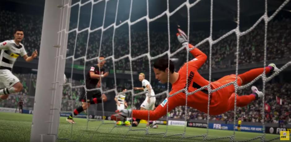 Serás testigo de las mejores jugadas y vivirás increíbles momentos junto a tus amigos. (Captura de pantalla: EA Sports FIFA/YouTube)