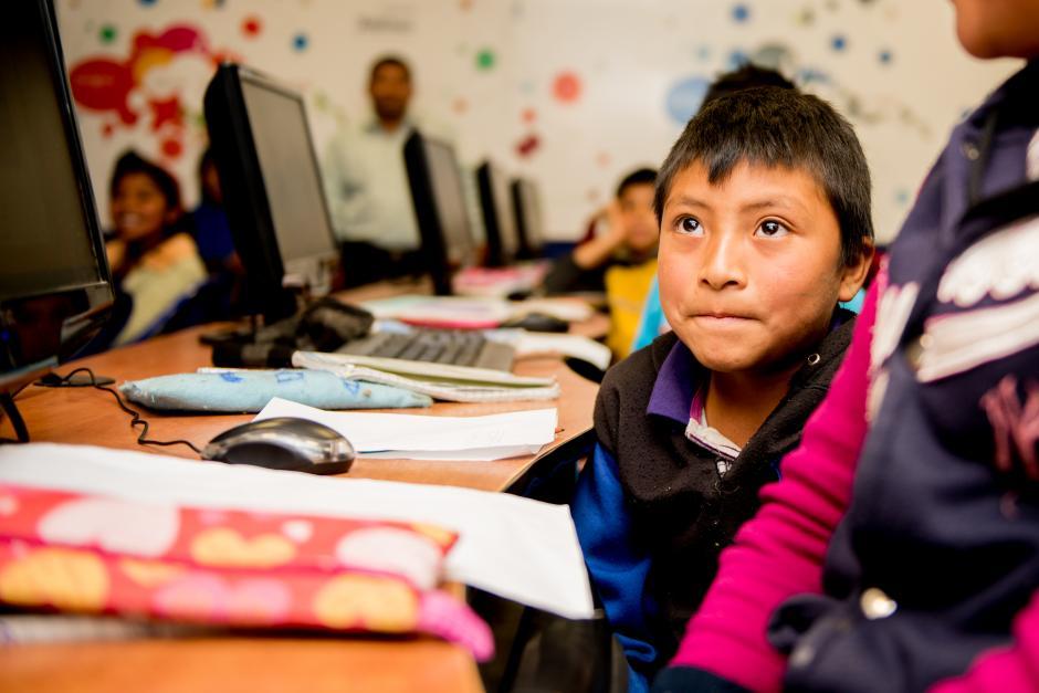 El objetivo de Fundación Telefónica es formar una red de personas que fomenten la cultura digital. (Foto: Carlos López Ayerdi/Fundación Telefónica)