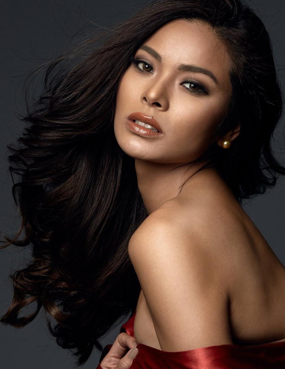 Filipinas fue representado por la diseñadora de interiores Maxine Medina. (Foto: Twitter/Miss Universe)