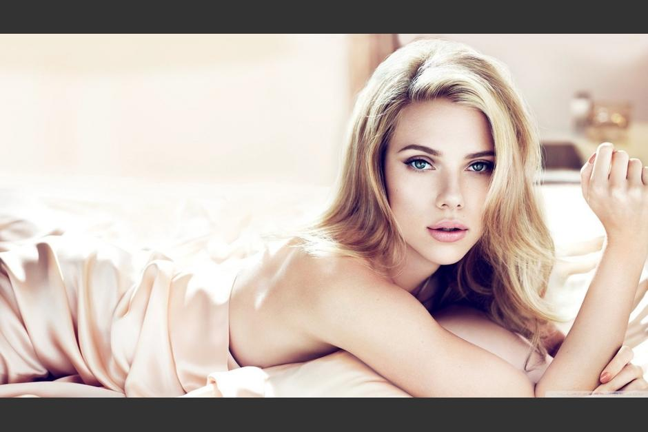 Scarlett Johansson es una actriz estadounidense. (Fotos: Excelsior)