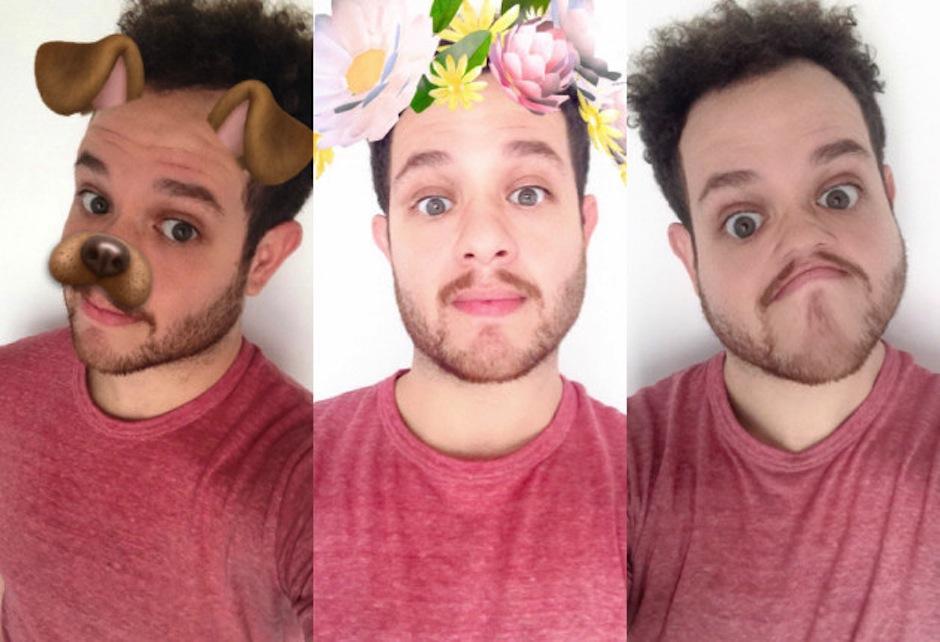 Tu filtro de Snapchat favorito revela mucho de tu personalidad. (Foto: E news)