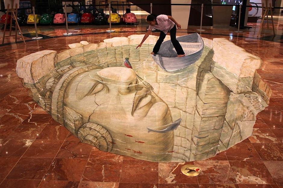El resultado nos deja sin palabras. (Foto: anamorfosiseduardo.blogspot.com)