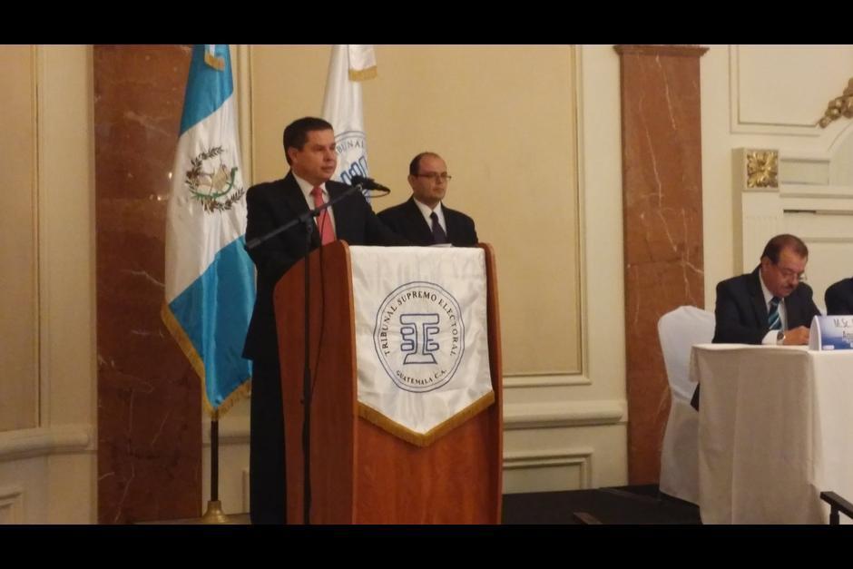 El Código Procesal Penal define el Financiamiento Electoral Ilícito. (Foto: Archivo/Soy502)