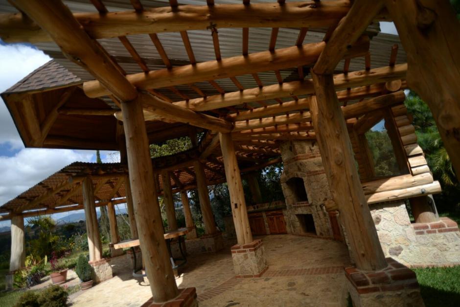 La finca está ubicada en Zaragoza, Chimaltenango. (Foto: Wilder López/Soy502)