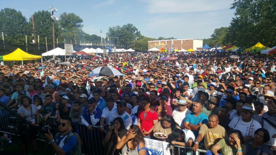 El convenio se firmó en el Festival Chapín. (Foto: Ministerio Público)