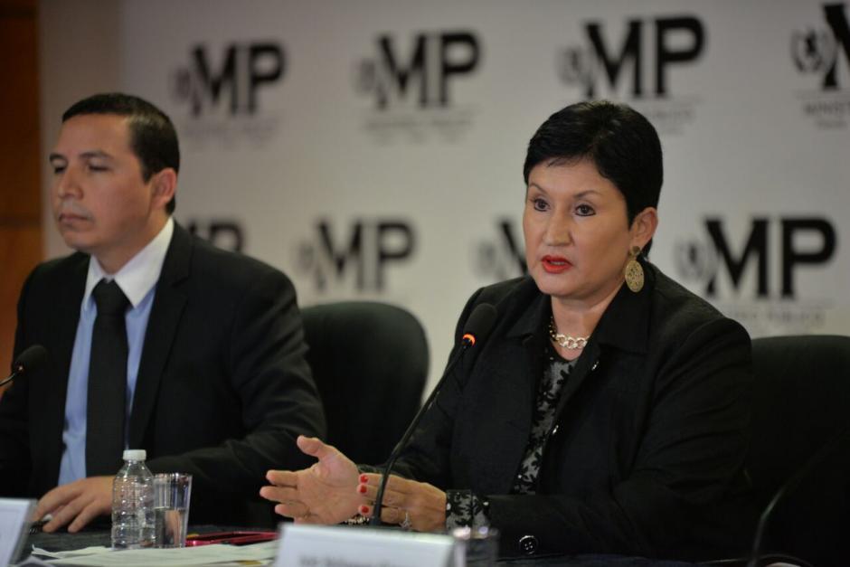 Dijo que se notificó a Jimmy Morales sobre la orden de captura de su hijo. (Foto: Wilder López/Soy502)