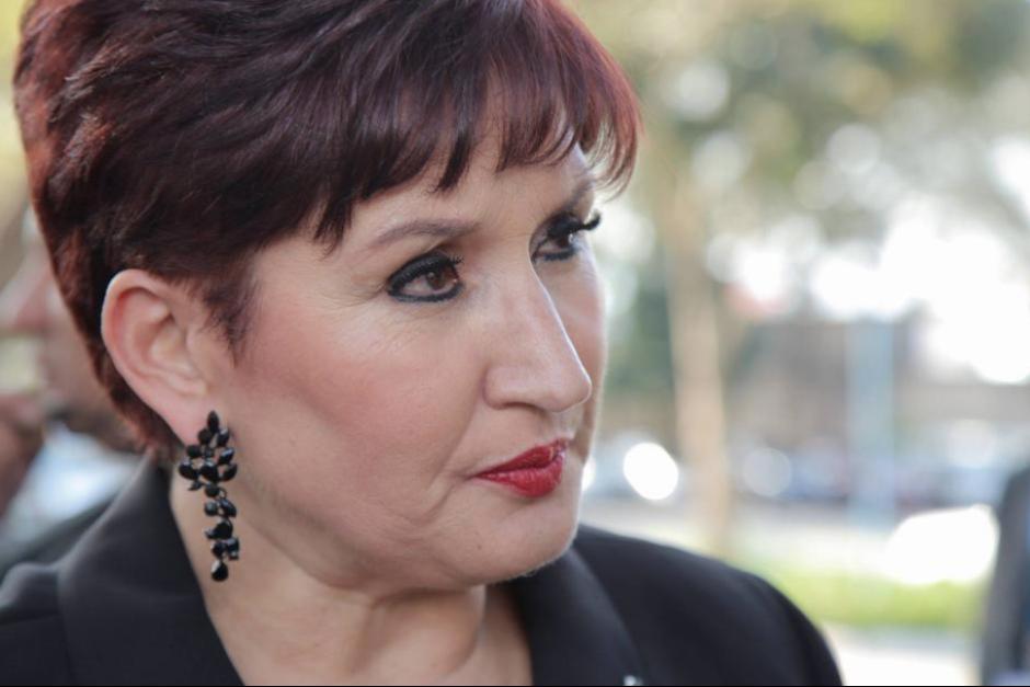 La fiscal general, Thelma Aldana, aseguró que no es una mujer miedosa y que siempre ha sido valiente. (Foto: Archivo/Soy502)