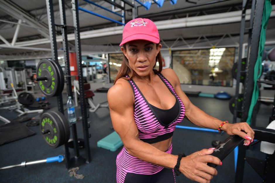 Helen continúa entrenando y participando en competencias. (Foto: Wilder López/Soy502)