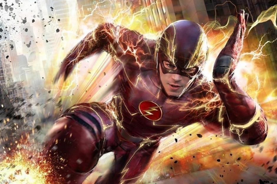 Flash es una de las series más vistas. (Foto: The Flash)