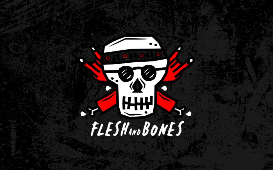 Flesh and Bones es el nuevo sencillo de Hot Sugar Mama. (Imagen: Hot Sugar Mama)