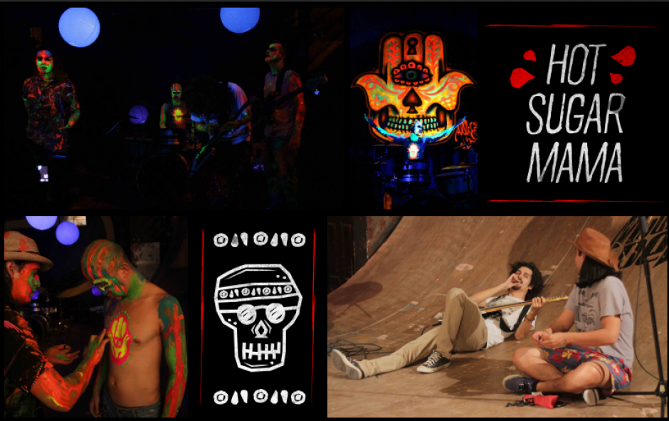 La canción fue escrita en 2008 por Francis y Charli, miembros de la banda. (Foto: Hot Sugar Mama)