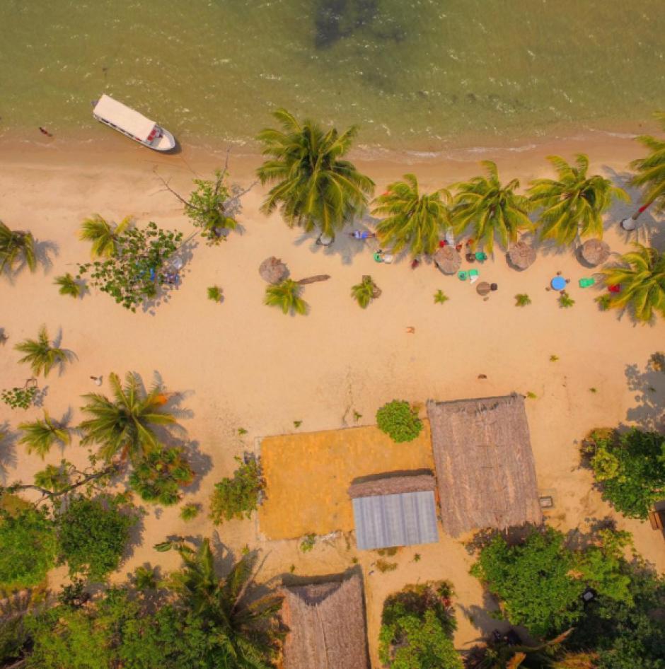 El caribe guatemalteco es una verdadera joya. (Foto: Peter Flunkert)
