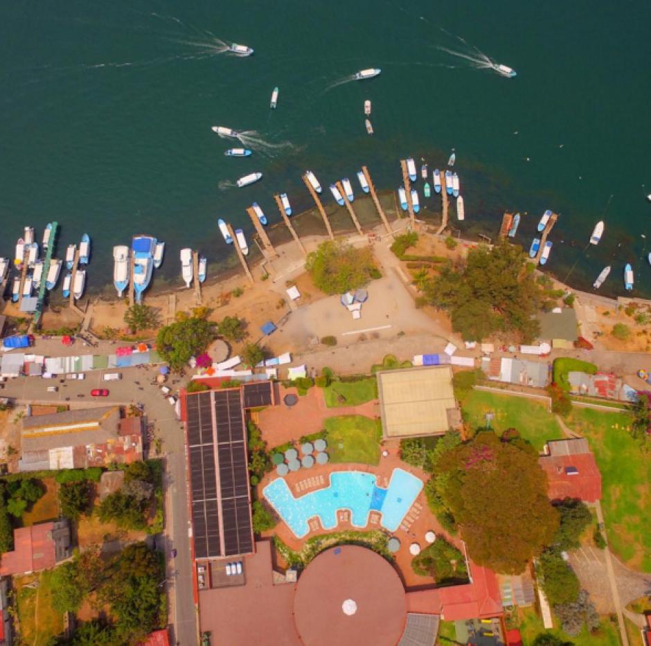 la actividad acuática en Panajachel es increíble. (Foto: Peter Flunkert)