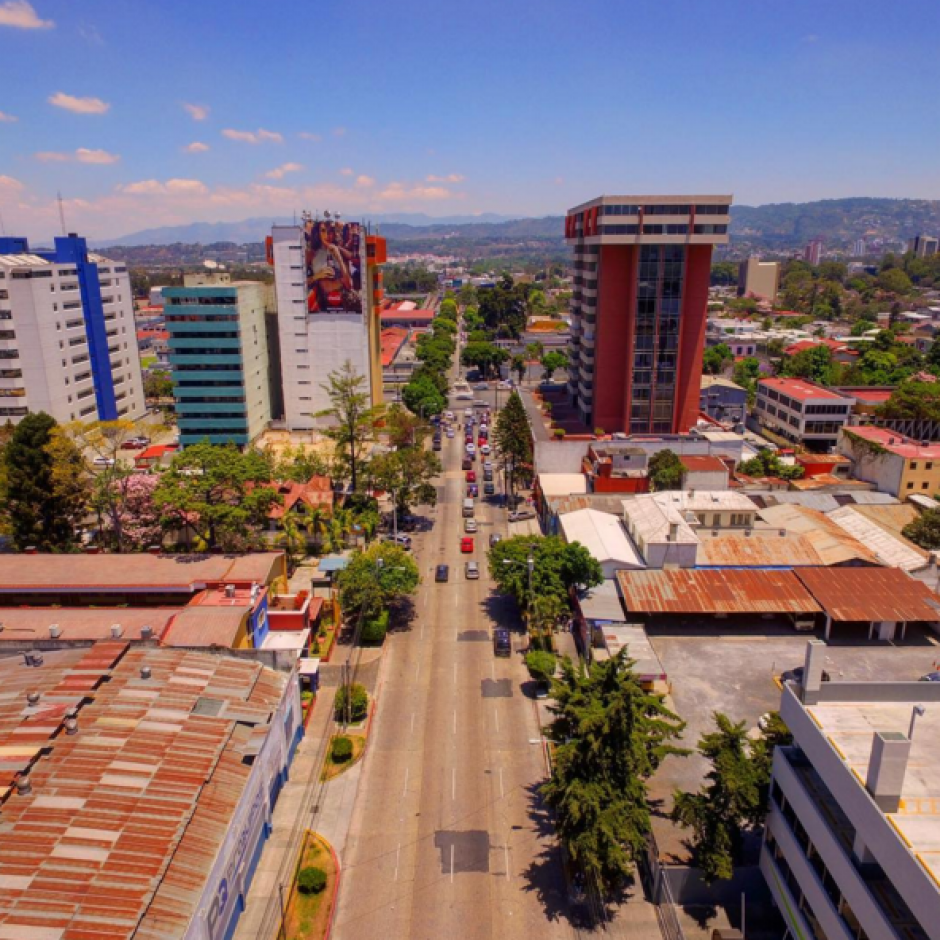 La capital Guatemalteca. (Foto: Peter Flunkert)