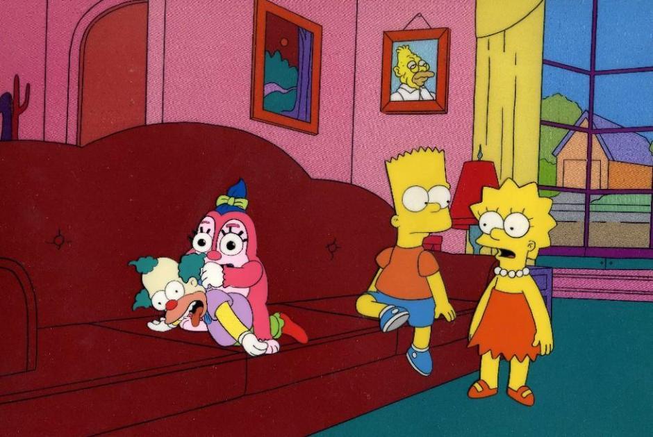 Luego, el Furby atacaba a los otros juguetes de Lisa y Bart. (Foto: Taringa)