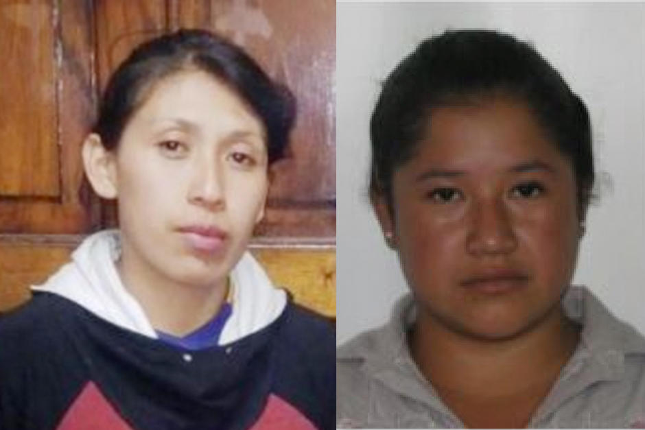 María Chó y Mayra López trabajaron juntas como empleadas domésticas. (Foto: Ministerio Público)