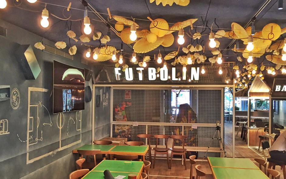 El restaurante está a pocos minutos del estadio Camp Nou y pretende ser un sitio al que acuda la gente de Barcelona. (Foto: Facebook Bellavista del Jardín del Norte)