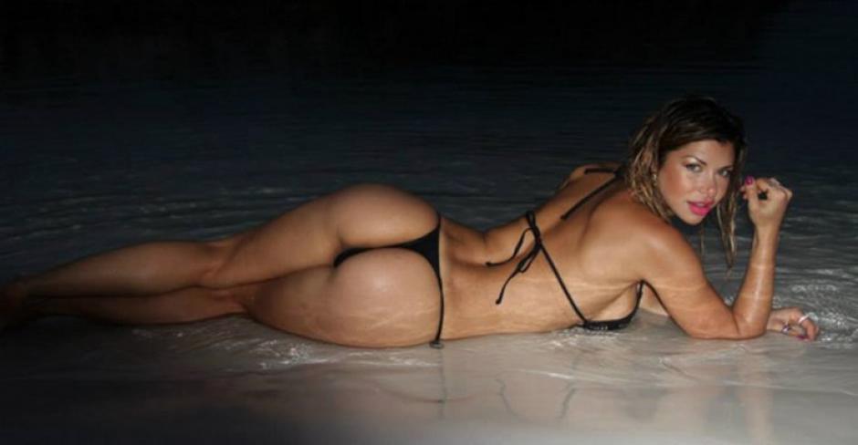 La modelo argentina Xoana González presume que tuvo un romance con Lio Messi.
