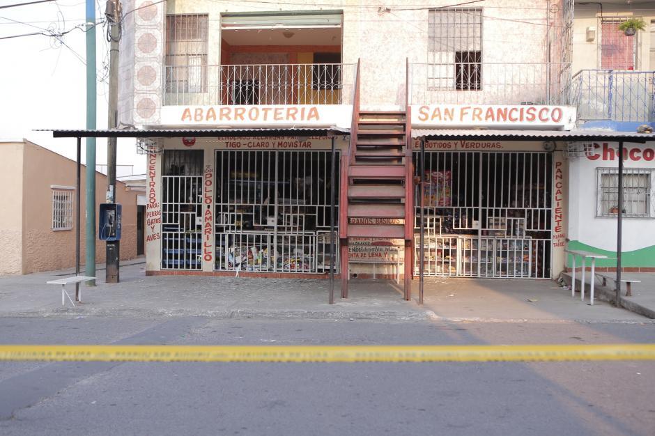 Las autoridades investigan la acción criminal. (Foto: Nuestro Diario)