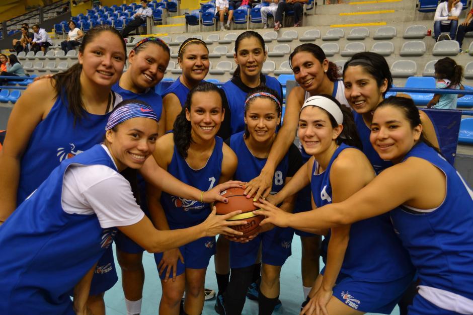 Las Seleccionadas se han preparado durante seis meses para encarar la COCABA 2015 (Foto: Pablo Cuevas)