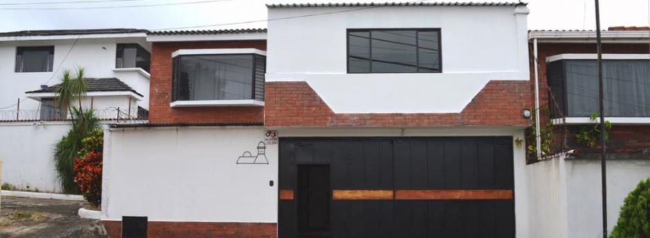 La residencia que fue propiedad del exsecretario Privado de Baldetti, Juan Carlos Monzón será utilizado por la PGN. (Foto: PGN)